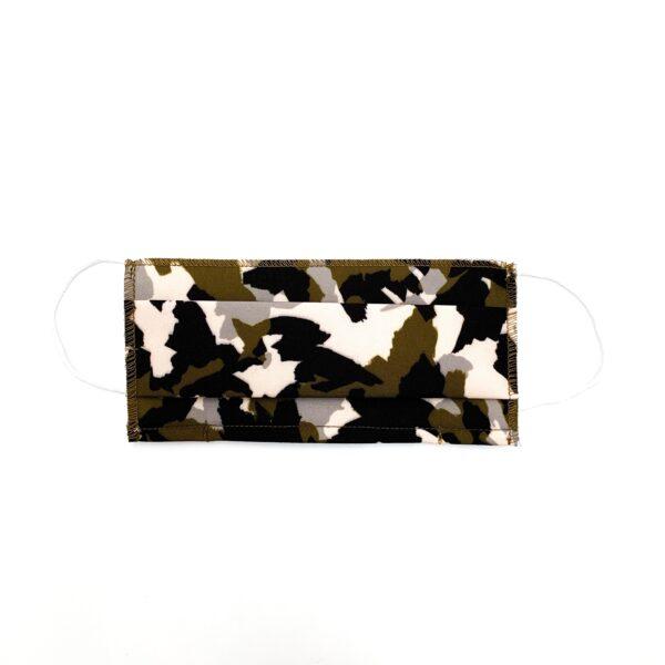 Katoenen Mondkapje Camouflage US Army